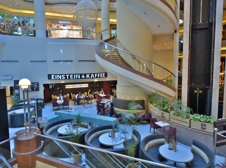 Citystars Shopping Mall. Over 750