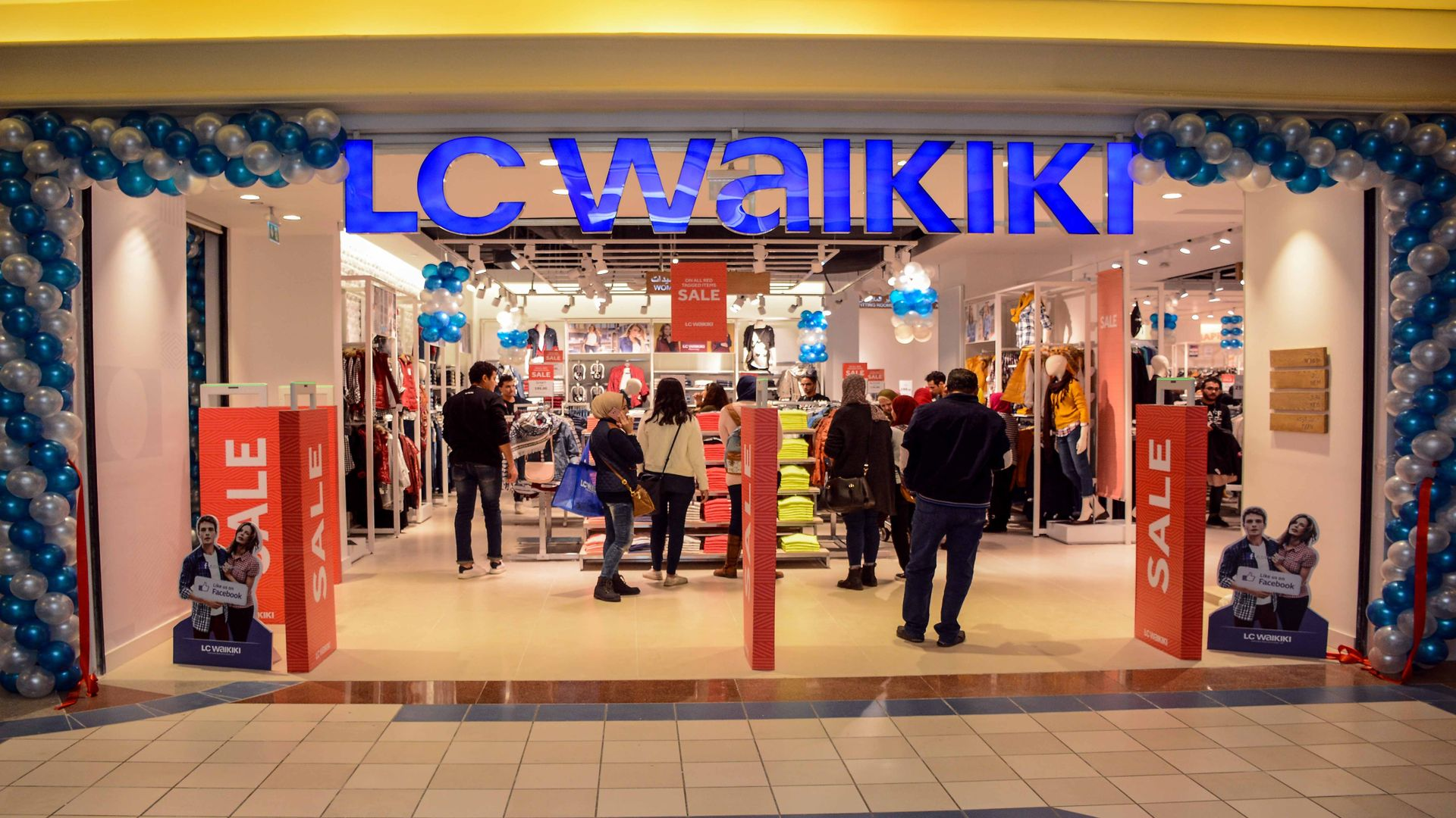 9b6d8d7fbf8 Citystars Shopping Mall. Over 750 luxurious stores.